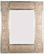 Uttermost 11602 Harvest Serenity wall mirror in golden champagne leaf finish