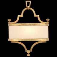 Fine Art Lamps 421250 Portobello Road Contemporary Gold Wall Lamp Sconce