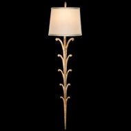 Fine Art Lamps 439450 Portobello Road 1-light Gold Wall Light Sconce