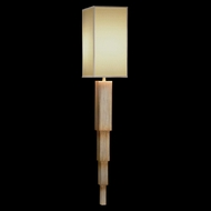 Fine Art Lamps 533150 Portobello Road 1-light Gold Contemporary Sconce