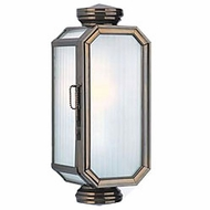 Troy B2001HB Lexington Small Outdoor Oblong Wall Sconce
