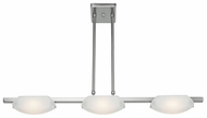Access 63957 Nido Contemporary 3 Light Halogen Kitchen Island Fixture