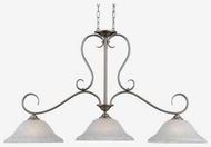 Quoizel DH348AN Duchess Kitchen Island Light in Antique Nickel