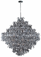 Maxim 24209BCPC Comet Large 21-light Polished Chrome Contemporary Crystal Pendant Lighting