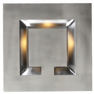 PLC 2330-SN Sumatra Satin Nickel Halogen Wall Sconce