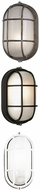 Philips F90795 Oceanview Nautical Outdoor Wall Fixture - 4 inches wide