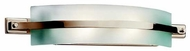 Kichler 42091PN Freeport Contemporary Long Wall Sconce