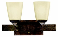 Kichler 5315MBZ Souldern 2-Lamp Vanity Light