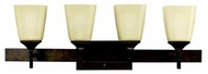 Kichler 5317MBZ Souldern 4-Lamp Vanity Light