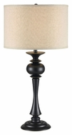 Kenroy Home 21060ORB Bishop Oil Rubbed Bronze Finish 32 Inch Tall Table Light
