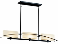 Kichler 42017 Suspension Modern 3-light Linear Chandelier