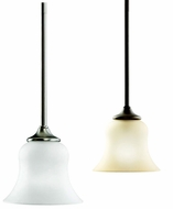 Kichler 3584 Wedgeport 1 Light 7 Inch Tall Mini Pendant Lamp