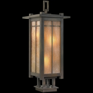 Fine Art Lamps Outdoor Pier Mount Lighting