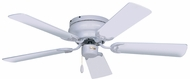 Emerson Ceiling Fans CF805S 52 inch Contemporary Snugger Ceiling Fan