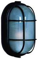 Artcraft AC5662 Small Oval Nautical Style Outdoor Wall Sconce