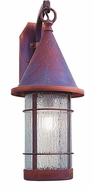 Arroyo Craftsman VB-9 Valencia Nautical Outdoor Wall Sconce - 23.5 inches tall