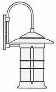 Arroyo Craftsman NB-14L Newport Nautical Outdoor Long Body Wall Sconce - 28.125 inches tall