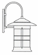 Arroyo Craftsman NB-19 Newport Nautical Outdoor Wall Sconce - 31.75 inches tall