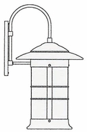 Arroyo Craftsman NB-19L Newport Nautical Outdoor Long Body Wall Sconce - 34.5 inches tall