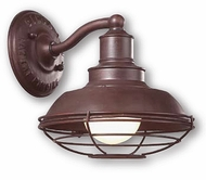 Troy B9270OR Circa 1910 Nautical Outdoor Wall Sconce - 8.25 inches wide