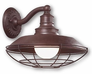 Troy B9271OR Circa 1910 Nautical Outdoor Wall Sconce - 12 inches wide