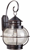 Maxim 30504CDOI Portsmouth Nautical 22.5 inch Outdoor Wall Lantern