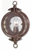 Troy B9501HB Charleston Outdoor 1 Light Wall Sconce