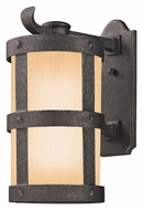 Troy BF3312 Barbosa Fluorescent Lighting Medium 15 Inch Tall Exterior Wall Lamp