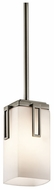 Kichler 42432AP Leeds Contemporary Mini Pendant Lighting