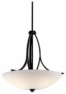 Kichler 42561 Granby Pendant Lighting in Olde Bronze or Brushed Pewter