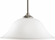 Kichler 3587NI Wedgeport Brushed Nickel Pendant