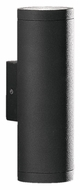 EGLO 84003A Riga Large Anthracite Finish 7 Inch Tall Exterior Wall Lamp