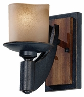 Feiss WB1519AFAGW Madera Craftsman Wall Sconce