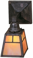 Arroyo Craftsman AS-1 A-Line Craftsman Wall Sconce