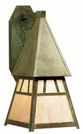 Arroyo Craftsman DS-8 Dartmouth Craftsman Indoor/Outdoor Wall Sconce -10.125 inches wide