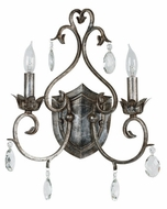 Kenroy Home 91342WS Antoinette Wall Sconce