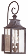 Troy BCD9002OBZ Newton Traditional Outdoor Wall Lantern - 8.75 inches wide