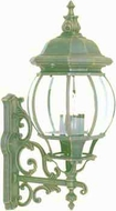 Artcraft AC8490 Classico Large Up-Facing Traditional Outdoor Wall Sconce