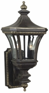 Quoizel DE8959IB Devon 11 inches wide wall outdoor light fixture in imperial bronze