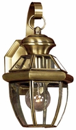 Quoizel NY8315 Newbury 12.5 inches tall outdoor wall light