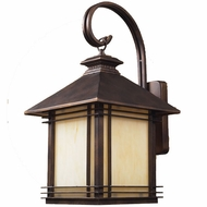 ELK 42102-1 Blackwell Craftsman Exterior 11 inch Wall Sconce