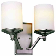 Trans Globe 7922 Young and Hip Corner II 2-light Contemporary Bathroom Vanity Light