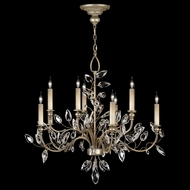 Fine Art Lamps 753140 Crystal Laurel 1-light Crystal Chandelier Light