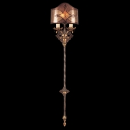 Fine Art Lamps 155950 Villa 1919 Tall Classical Wall Light Fixture