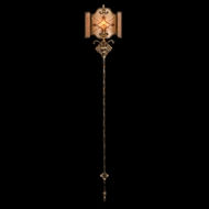 Fine Art Lamps 427050 Villa 1919 Extra Tall 71  Wall Lamp Sconce