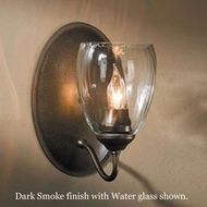 Hubbardton Forge 20-4213 Simple Lines Water Glass Wall Sconce