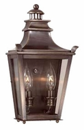 Troy B9492EB Dorchester Traditional Outdoor Wall Sconce - 7.5 inches wide
