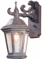 Troy BCD6890BZP Verona Traditional Outdoor Wall Lantern - 7.5 inches wide