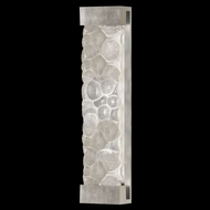 Fine Art Lamps 811150-34 Crystal Bakehouse 30 Inch Tall Crystal River Stone Wall Light Sconce
