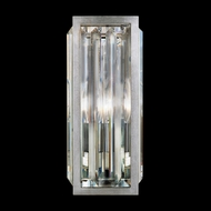 Fine Art Lamps 815650 Crystal Enchantment 11 Inch Tall Sconce Lighting - Small